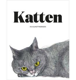 Angus Hyland & Caroline Roberts Katten in kunstwerken
