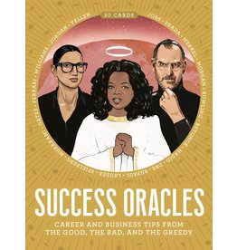 Katya Tylevich & Barry Falls Success Oracles