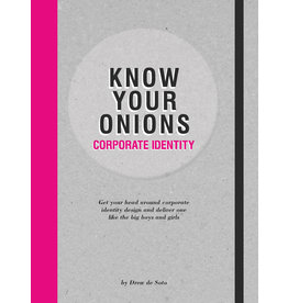 Drew de Soto Know Your Onions - Corporate Identity