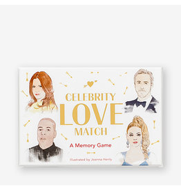 Illustrations by Joanna Henly Celebrity Love Match