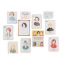 Isabel Thomas, illustrations by Laura Bernard Heldinnen