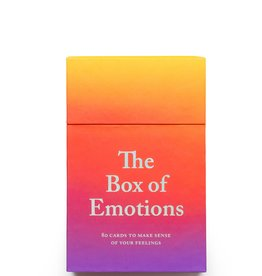 Tiffany Watt Smith, illustrations by Therese Vandling The Box of Emotions