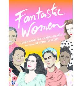 Frances Ambler, illustrations by Daniela Henríquez Fantastic Women
