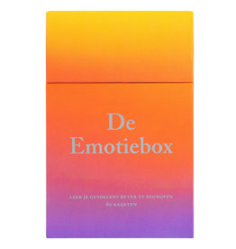 Tiffany Watt Smith & Therese Vandling De emotiebox