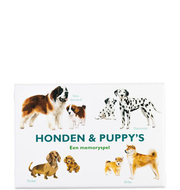 Battersea Cats and Dogs Home & Marcel George Honden & puppy's