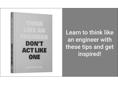Think Like an Engineer, Don't Act Like One