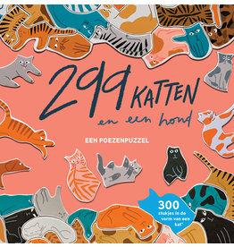 Léa Maupetit 299 katten (en één hond)