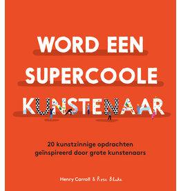 Henry Carroll & Rose Blake Word een SUPERCOOLE kunstenaar