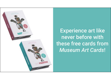 Museum Art Cards