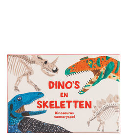 Paul Upchurch & James Barker Dino's en skeletten