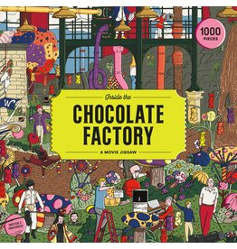 Little White Lies and Sharm Murugiah Inside the Chocolate Factory