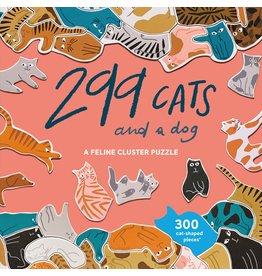Léa Maupetit 299 Cats (and a dog)