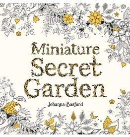 Johanna Basford Miniature Secret Garden