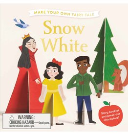Kirsti Davidson Make Your Own Fairy Tale: Snow White