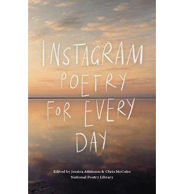 National Poetry Library Instagram Poetry for Every Day