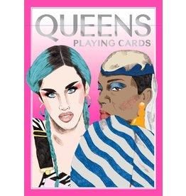 Daniela Henr'quez Queens (Drag Queen Playing Cards)