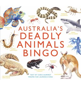 Chris Humfrey, illustrations by Marcel George Australia's Deadly Animals Bingo