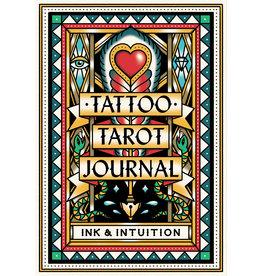 Diana McMahon Collis, illustrations by Oliver Munden Tattoo Tarot Journal