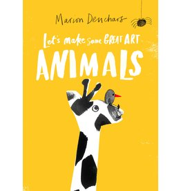 Marion Deuchars Let's Make Some Great Art: Animals