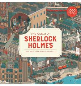 Nicholas Utechin, illustrations by Doug John Miller The World of Sherlock Holmes