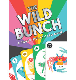 Magma Publishing Ltd, illustrations by Leanne Bock The Wild Bunch