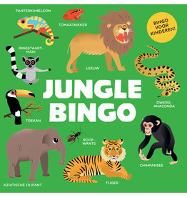 Caroline Selmes Jungle Bingo