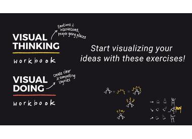 Visual Doing & Thinking Workbook