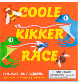 Maya Stepien Coole kikker race