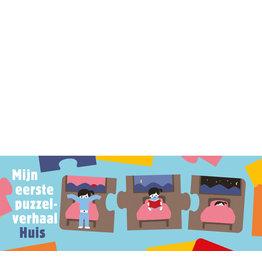 Kanae Sato Mijn eerste puzzelverhaal: huis