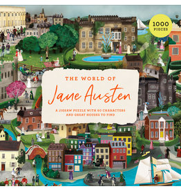 Barry Falls & John Mullan The World of Jane Austen