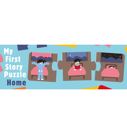 Kanae Sato My First Story Puzzle Home