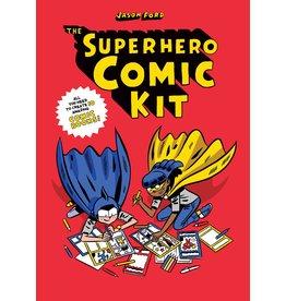 Jason Ford The Superhero Comic Kit