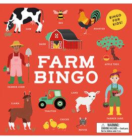 Caroline Selmes Farm Bingo
