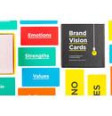 Dorte Nielsen and Ingvar Jónsson Brand Vision Cards