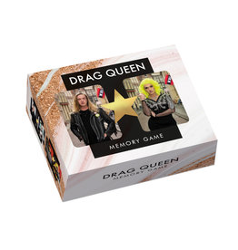 Maaike Strengholt Drag Queen Memory Game