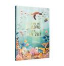 Catherine Barr & Brandon Keamey Zwem mee met schildpad in de diepe zee!