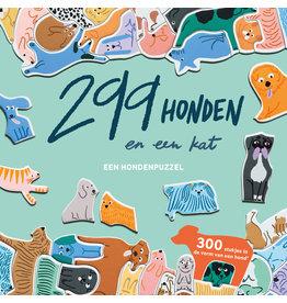Léa Maupetit 299 honden (en één kat)