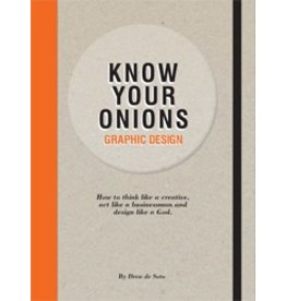 Drew de Soto Know your onions - Graphic Design