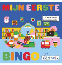 Niniwanted Mijn eerste bingo op school
