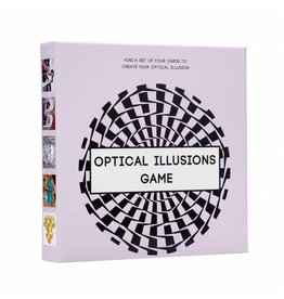 Paul M. Baars Optical Illusions Game