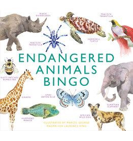 Magma Publishing Ltd, Marcel George, Others Endangered Animals Bingo