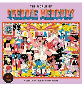 Jenner Smith, Timba Smits The World of Freddie Mercury