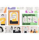 Martin Brooks and illustrated by Rachel Levit Ruiz Lichaamstaaldecoder
