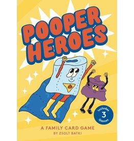 Zsolt Batki Pooper Heroes