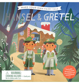 Laurence King Publishing Make Your Own Fairy Tale: Hansel & Gretel