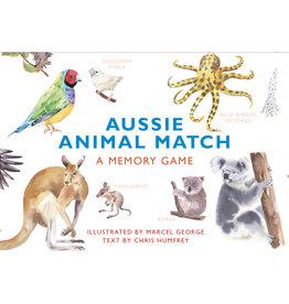Chris Humfrey Aussie Animal Match