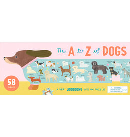 Laurence King Publishing The A to Z of Dogs