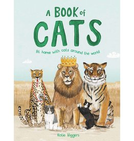 Katie Viggers A Book of Cats