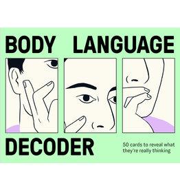 Laurence King Publishing Body Language Decoder