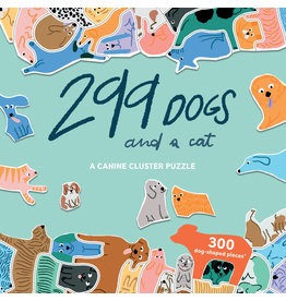 Léa Maupetit 299 Dogs (and a cat)